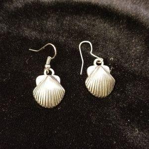 Jewelry - Shell earrings.